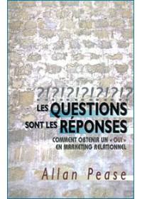 LES QUESTIONS SONT LES REPONSES