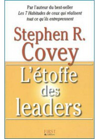 L'ETOFFE DES LEADERS
