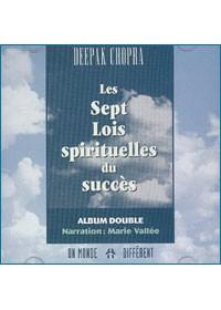 CD - LES 7 LOIS SPIRITUELLES DU SUCCES