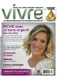 MAGAZINE VIVRE - NOVEMBRE 2013