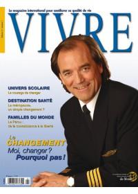 MAGAZINE VIVRE - AOUT 2003