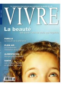 MAGAZINE VIVRE - JUILLET 2004
