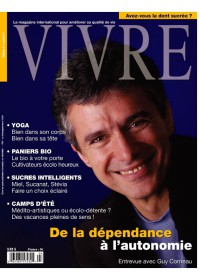 MAGAZINE VIVRE - MARS 2005