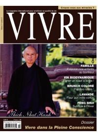 MAGAZINE VIVRE - NOVEMBRE 2005