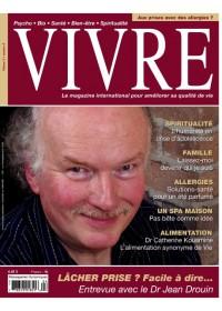 MAGAZINE VIVRE - MARS 2006