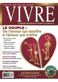MAGAZINE VIVRE - JANVIER 2006