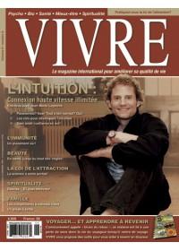 MAGAZINE VIVRE - JUILLET 2007