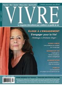 MAGAZINE VIVRE - JANVIER 2008
