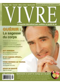 MAGAZINE VIVRE - MAI 2008