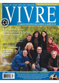 MAGAZINE VIVRE - MARS 2010