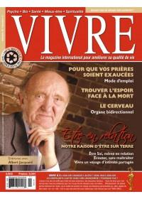 MAGAZINE VIVRE - NOVEMBRE 2010