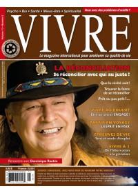 MAGAZINE VIVRE - NOVEMBRE 2011