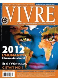 MAGAZINE VIVRE - JANVIER 2012