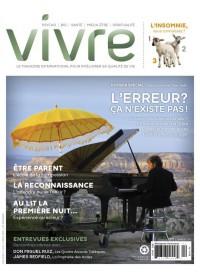 MAGAZINE VIVRE - MARS 2012