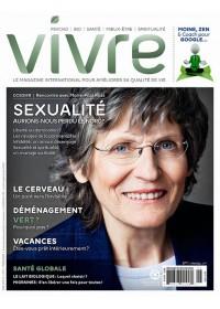 MAGAZINE VIVRE - MAI 2012