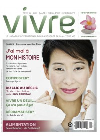 MAGAZINE VIVRE - MARS 2013