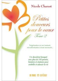 PETITES DOUCEURS POUR LE COEUR - TOME 2 - OCCASION
