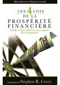 LES 4 LOIS DE LA PROSPERITE FINANCIERE - OCCASION