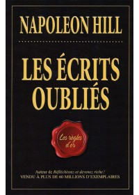 LES ECRITS OUBLIES - OCCASION