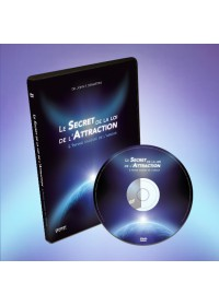 DVD - LE SECRET DE LA LOI DE L'ATTRACTION - OCCASION