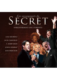 DVD - LES ENSEIGNANTS DU SECRET - OCCASION