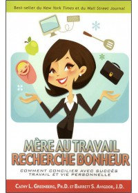 MERE AU TRAVAIL RECHERCHE BONHEUR - OCCASION