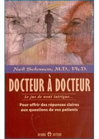 DE DOCTEUR A DOCTEUR