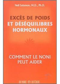 EXCÈS DE POIDS ET DÉSÉQUILIBRE HORMONAUX