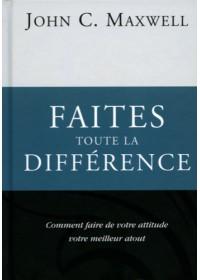 FAITES TOUTE LA DIFFERENCE