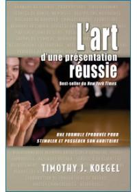 L ART D UNE PRESENTATION REUSSIE