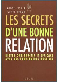 LES SECRETS D UNE BONNE RELATION