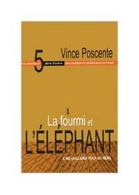 LA FOURMI ET L'ELEPHANT