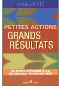 PETITES ACTIONS GRANDS RESULTATS