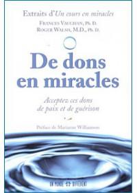 DE DONS EN MIRACLE