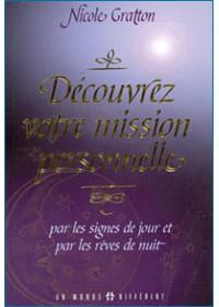 DÉCOUVREZ VOTRE MISSION PERSONNELLE
