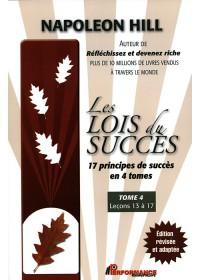 LES LOIS DU SUCCES - TOME 4