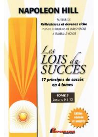 LES LOIS DU SUCCES - TOME 3