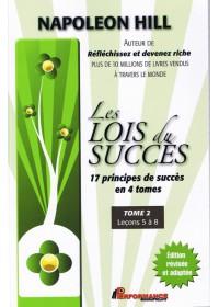 LES LOIS DU SUCCES - TOME 2