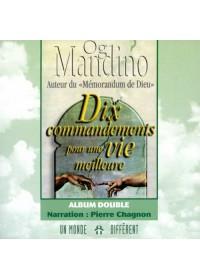 CD - 10 COMMANDEMENTS POUR UNE VIE MEILLEURE