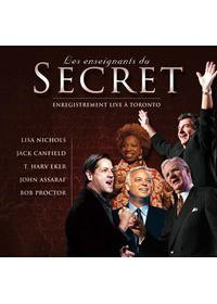 DVD - COFFRET LES ENSEIGNANTS DU SECRET - 5 DVD + 5 CD
