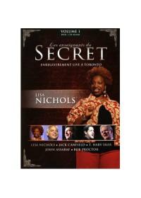 DVD - LES ENSEIGNANTS DU SECRET - VOLUME 1 - LISA NICHOLS + CD AUDIO