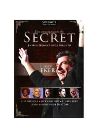 DVD - LES ENSEIGNANTS DU SECRET - VOLUME 3 - T. HARV EKER + CD AUDIO