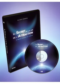 DVD - LE SECRET DE LA LOI DE L'ATTRACTION