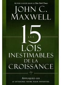 LES 15 LOIS INESTIMABLES DE LA CROISSANCE