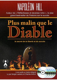 CD - PLUS MALIN QUE LE DIABLE - Coffret 5 Cd