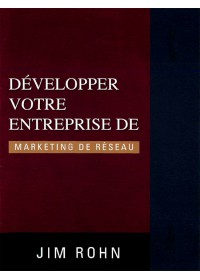 CD - DEVELOPPER VOTRE ENTREPRISE DE MARKETING DE RESEAU
