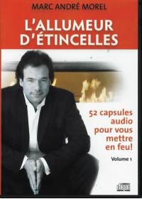 CD - L'ALLUMEUR D ETINCELLES (COFFRET 4 CD)
