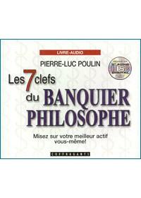 CD - LES 7 CLEFS DU BANQUIER PHILOSOPHE