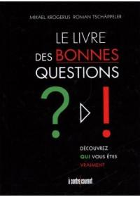 LE LIVRE DES BONNES QUESTIONS - OCCASION