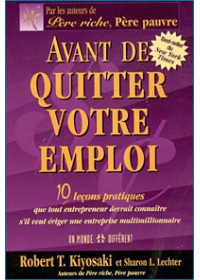 AVANT DE QUITTER VOTRE EMPLOI - OCCASION